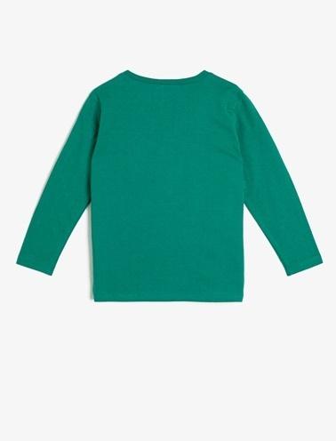 Koton Kids Tişört Yeşil